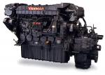 Silnik morski napędowy Yanmar 6AYM-WET, rating M