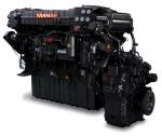 Silnik morski napędowy Yanmar 6AYM-WST, rating H