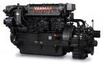 Silnik morski napędowy Yanmar 6HYM-WET, rating M, L