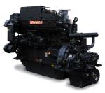 Silnik morski napędowy Yanmar 6HA2M-WHT, rating M
