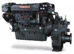 Silnik morski napędowy Yanmar 6AYM-WET, rating H