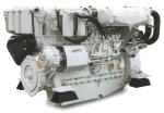 Silnik morski napędowy Yanmar 6CXBM-GT, rating L, S