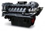 Silnik morski napędowy Yanmar 12AYM-WET, rating H, M