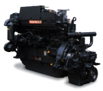 Silnik morski napędowy Yanmar 6HA2M-WHT, rating H