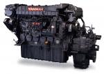 Silnik morski napędowy Yanmar 6AYM-WGT, rating L