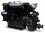 Silnik morski napędowy Yanmar 6CXBM-GT, rating H, M